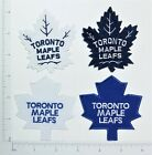 NHL Toronto Maple Leafs Logo embroidered Iron on Patch High quality Shirt Bag $2.89 USD on eBay