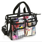 Clear Tote Bag Crystal PVC Transparent Bags Women Fashion Handbag Shoulder Beach