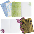 Внешний вид - 3pk Pocket Journals Lined Pages 4x6 Small Notebooks Florence Broadhurst Florals
