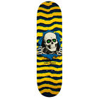 "Powell Peralta Skateboard Deck Ripper Yellow 8"" x 31.45"" image"