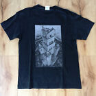 Vintage M. C. Escher Tower of Babel 1928 art T-shirt rare GILDAN image