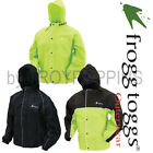 FROGG TOGGS RAIN GEAR MENS-FT63133 JACKET ROAD TOAD WET WEAR REFLECTIVE SAFETY