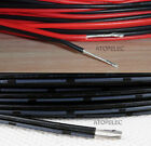 22AWG UL2468 PVC 2-pin Tinned Copper Parallel Wire Power Cable Cord ROHS UL 300V