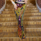 PLUS SIZE New BlingBling Belly Dance Costumes Hip Scarf Wrap Belt Skirt Sequins