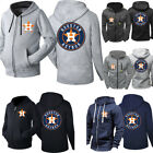 2019 Houston Astros Hooded Sweatshirt Pullover Baseball Team MLB Coat Apparel on Ebay