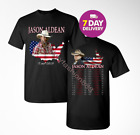 Jason Aldean Tour Dates 2019 Black T SHIRT S-3XL MENS image