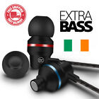 earphones mic bass wired headphones gaming earbuds for android iphone samsung