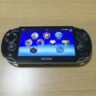 Used Sony Playstation Vita PS Vita PCH-1000 Console only Various colors JAPAN