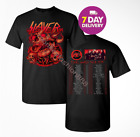 Slayer Band Final Wolrd Tour 2019 Fifth Leg T SHIRT S-3XL. image
