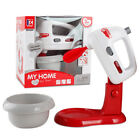 Christmas Children Gift Play Kitchen Home Appliances Kid Pretend Toys Cooking