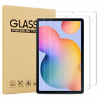 (2 Packs) Premium Tempered Glass Screen Protector For Samsung Galaxy Tab Tablet