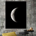 Photo wall art abstract canvas painting poster prints Moon home decoration for sale  Shipping to Canada