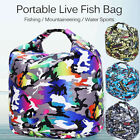 Fishing Water Fish Box Bag Backpack Tackle Storage Portable Gear for Fisherman