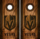 Vegas Golden Knights Cornhole Wrap NHL Decal Vinyl Wood GameBoard Skin Set YD400 $39.55 USD on eBay