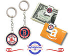 FREE DESIGN > BOSTON RED SOX - Money/Gift Card Clip or Keyring <FAST SHIP> on Ebay