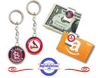 FREE DESIGN > ST LOUIS CARDINALS - Money/Gift Card Clip or Keyring, #GiftForHim on Ebay