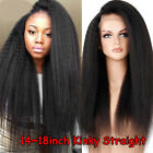 Blonde Straight Wavy Full Wigs 100% Real Brazilian Human Hair Lace Front Wig Zzz