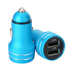 1PC Car Charger 5V 2.4A 1A Quick Charge Dual USB Port Adapter Voltage For Phone