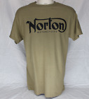 Norton Motorcycles t-shirt cafe racer vintage shirt hot rod