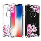 For Apple iPhone X/XS/XS Max/XR Klarion Transparent TPU Candy Rubber Case Cover