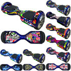 Cool Self-Balancing Two-Wheel Scooter Skin Cover Hover Skate Board Sticker CC for sale  Shipping to Canada