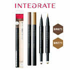 [SHISEIDO INTEGRATE] Beauty Guide Eyebrow N 2 in 1 Liquid Eyebrow Liner