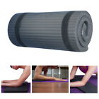 Внешний вид - 15mm Yoga Mat Thick Non-slip Pilates Workout Fitness Exercise Pad Gym Workout