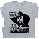 Johnny Paycheck T Shirt Vintage Country Music Outlaw Tee Redneck Concert Band image