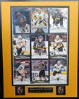 NHL Hockey Card Wall Display Sports Fan Gift Great Players Choose Favorite Team $37.95 CAD on eBay