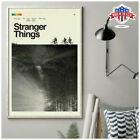 Stranger Things Portrait Paper Poster No Frame US Supplier