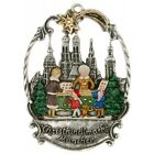 Christmas Market Munich Germany German Pewter Ornament Decoration Made Germany