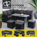 Gardeon Outdoor Furniture Lounge Dining Setting Sofa Set Patio Wicker Garden