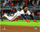 Ozzie Albies Atlanta Braves MLB Action Photo VY160 (Select Size) on Ebay