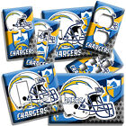 LOS ANGELES LA CHARGERS FOOTBALL TEAM LIGHT SWITCH OUTLET WALL PLATES ROOM DECOR $12.99 USD on eBay