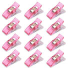 JN- 50-100Pcs Clover Wonder Clips for Crafts Quilting Sewing Knitting Crochet
