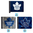 Toronto Maple Leafs Leather Wallet Purse ID Credit Card Holder Men $9.99 USD on eBay