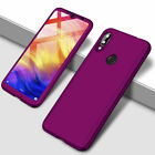 For Samsung Galaxy A10 A20 A30 A50 A70 Note 8 Full Cover Case & Screen Protector