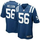New Men Nike 2019 NFL Indianapolis Colts Quenton Nelson #56 Game Edition Jersey