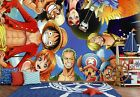 3D ONE PIECE A118 Japan Anime Game Wallpaper Mural Poster Cartoon Zoe