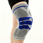 US 1Pair PowerLift Joint Support Knee Pads Powerful Rebound Spring Force Unisex