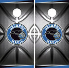 Orlando Magic Cornhole Wrap NBA Decal Vinyl Metallic Gameboard Skin Set Y297 on eBay
