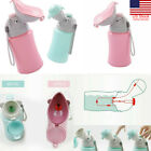 Kid Portable Urinal Toilet Potty Training Baby Boy Girl Car Travel Supply 500ML image