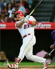 Mike Trout Los Angeles Angels MLB Action Photo VJ132 (Select Size) on Ebay