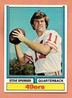 1974 Topps Football Singles Pick 1 Card From List EXC $0.99 USD on eBay