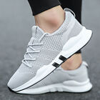 Fashion Mens Sneakers Trainers Breathable Sport Running Boys Casual Shoes Gym