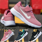 Kids Shoes Mesh Boys Girls Sports Running Casual Walking Trainers Breathable