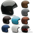 Bell Custom 500 Open Face Motorcycle Helmet CLOSEOUT