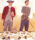 PATTERN for Colonial Patriot Jamie Costume Butterick 3072 Mens Historical 32-42
