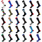 men unisex combed cotton socks funny animal fruit casual fashion breathable sock