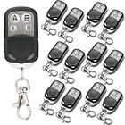 NEW Electric Garage Door Cloning Remote Control Key Fob 433mhz Gate Opener